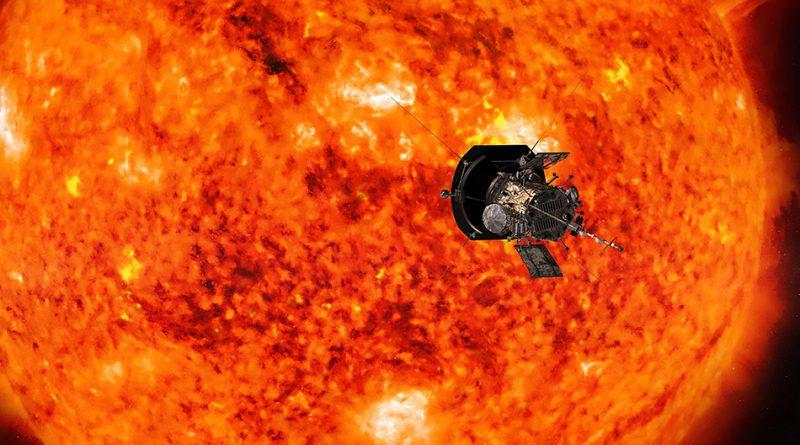 Elindult az űrszonda a Nap felé